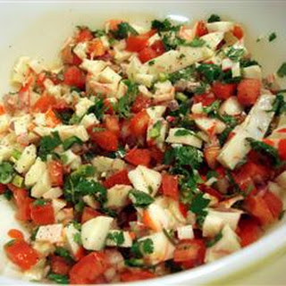 Crab Ceviche Recipes