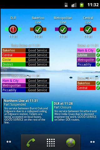 London Tube Alerts