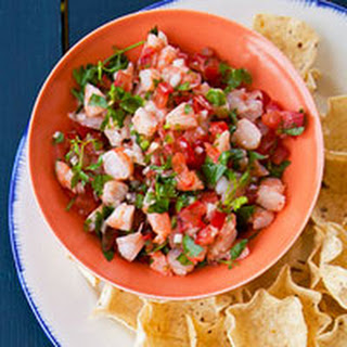 Shrimp Cocktail Salsa Recipes