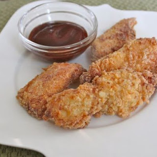 Gluten-Free Fried Chicken Strips