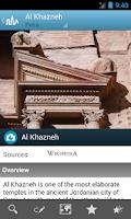 Screenshot of Jordan Travel Guide by Triposo