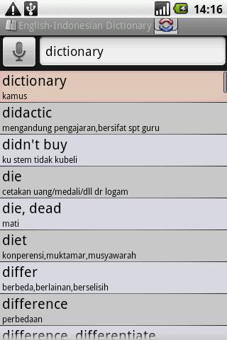 BKS English-Indonesian Dict.