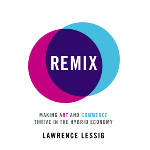 )s) Remix, by Larry Lessig LOGO-APP點子