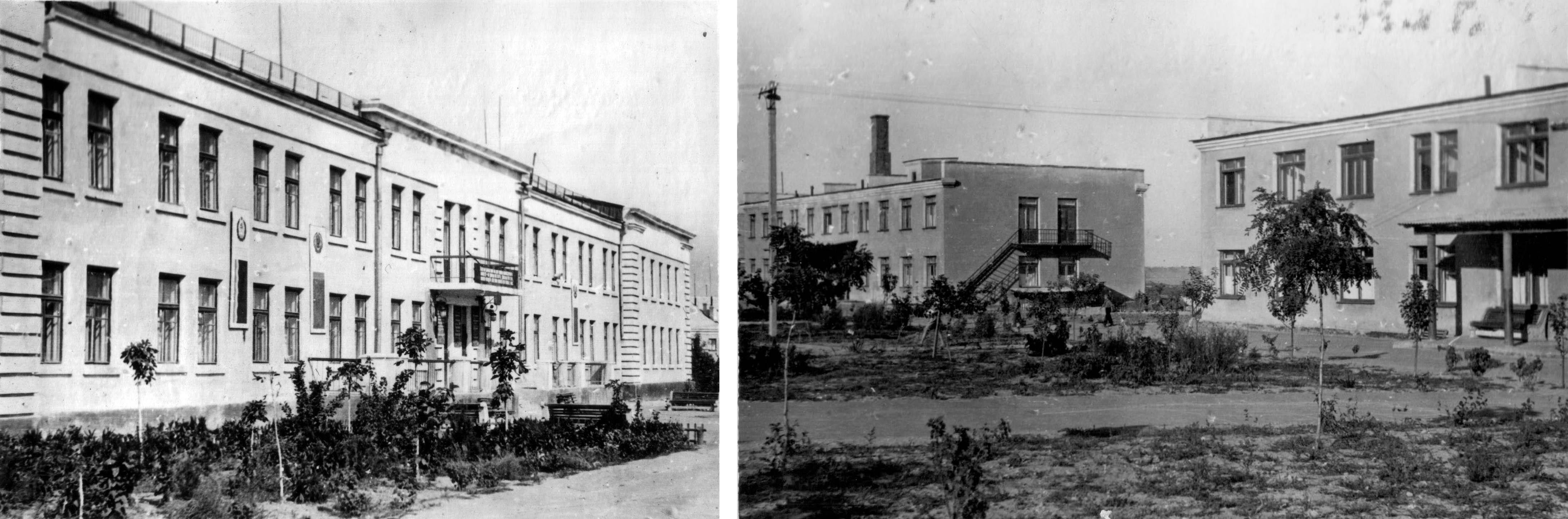 Очаковская школа-интернат