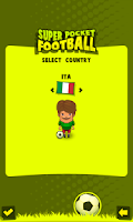 Screenshot of Super Pocket Football