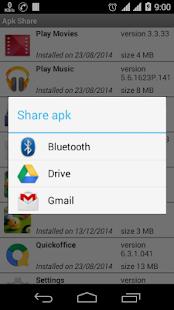 Free Apk Share APK for Windows 8