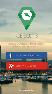 Geoluks - screenshot