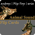 Animal Sound Flip Cards icon