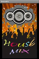 Screenshot of House Mix (House Music Tracks)