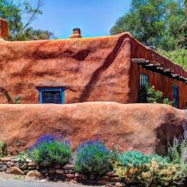 adobe walls by Gabriel Lungu - Buildings & Architecture Homes