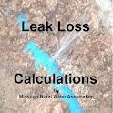 Leak Loss Calculation icon