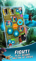 Screenshot of Dengen Chronicles TCG