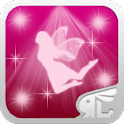 Fairy Pink Rabbit Theme icon