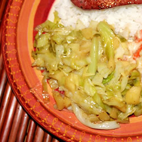 Fried Cabbage I