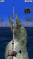 Screenshot of Big Dino Fishing 3D Lite