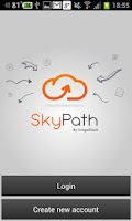Screenshot of Skypath For Android