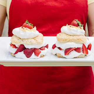 Traditional Strawberry Shortcake