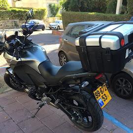 KawAsaky versys 1000 by Amos Baram - Transportation Motorcycles ( versys, kawasaky )