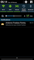 Screenshot of Antenne FreeMobile