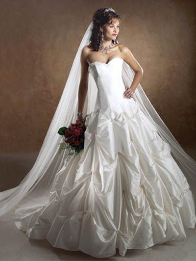 wedding dress2010