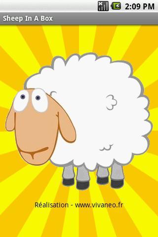 羊在甲箱 - 羊沙克爾