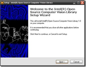 OpenCV installer