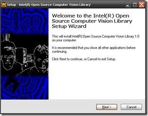 OpenCV installer
