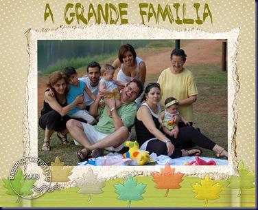 A GRANDE FAMILIA