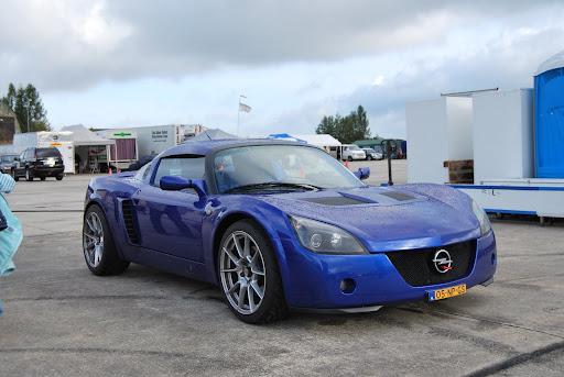 Opel Speedster Tuning Fast Car