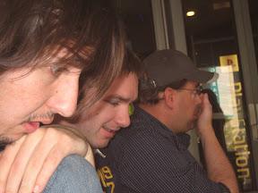 Joe, John, Trevor
