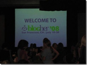Welcome to BlogHer