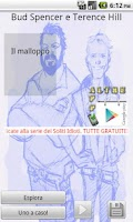 Screenshot of Bud Spencer Terence Hill Audio