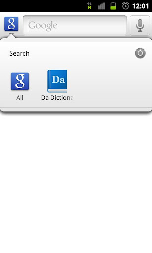 【免費書籍App】Da Dictionary English-APP點子