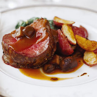 Roasted Beef Tenderloin With Henry Bain Sauce Recipe ...