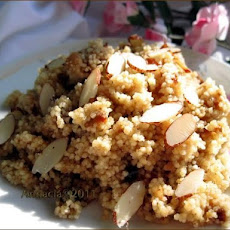 Cinnamon Scented Couscous