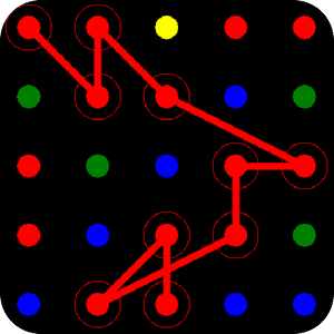 Dots: The Manhattan Shuffle