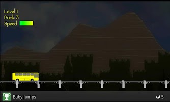 Screenshot of Bus Jumper (ads)