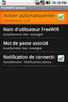 Screenshot of FreeWifi Connect