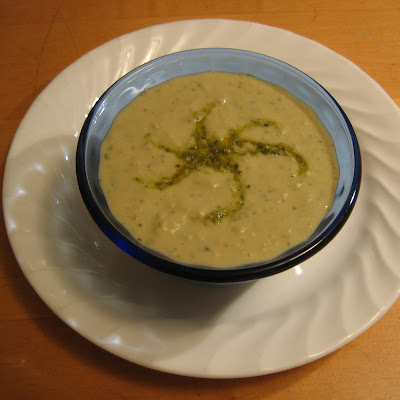 Pesto White Bean Dip