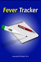Screenshot of Fever Tracker