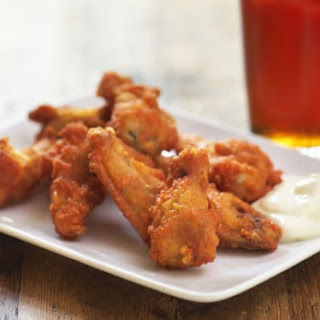 Tabasco Chicken Wings