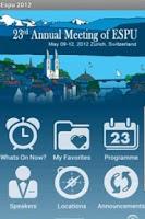 Screenshot of Espu 2012