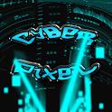 Blue Tech GO SMS Pro icon