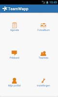 Screenshot of TeamWapp