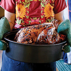 Chile-Rubbed Roast Turkey