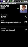 Screenshot of Alcatel-Lucent 8600 MIC v3