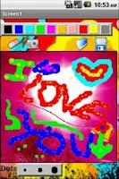 Screenshot of Paint Picture