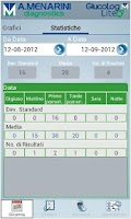 Screenshot of Glucolog Lite