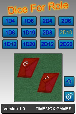 骰子为角色 - HTML5