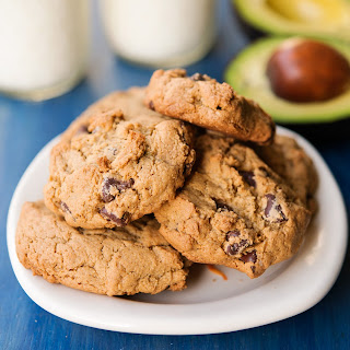 Chocolate Chip Avo Cookies